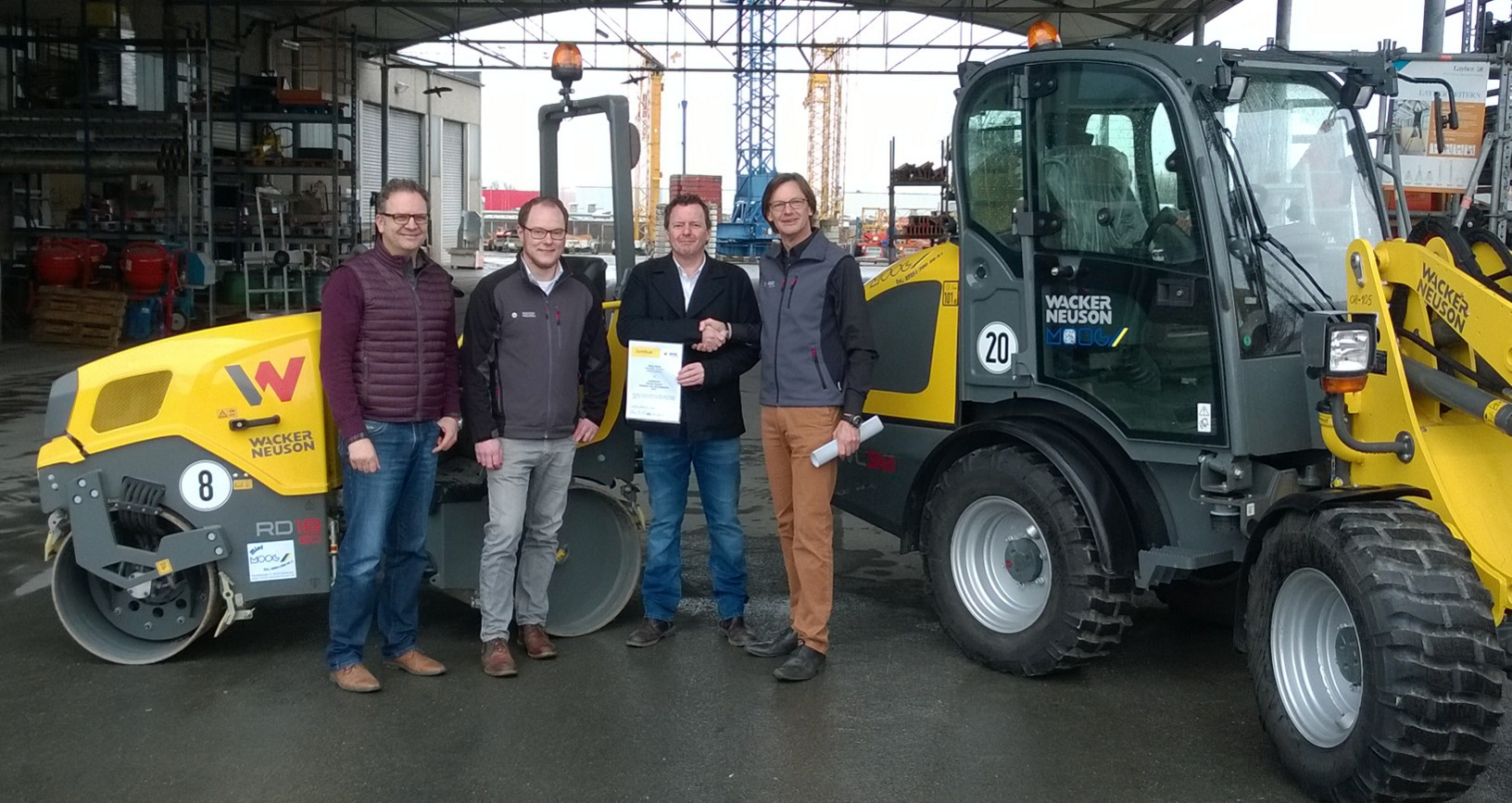 Moog Wacker Handels- & Servcepartner